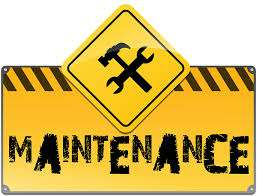 Image: Welcome to the Maintenance Department's website
